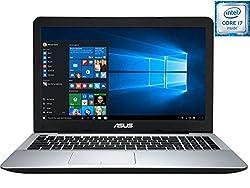 ASUS X555UB 15.6-Inch Full HD Gaming Laptop (Intel Core i7-6500U Processor, 8GB RAM, 1TB HDD, NVIDIA GeForce 940M 2GB, DVD+/-RW, Webcam, Bluetooth, HDMI, Windows 10)