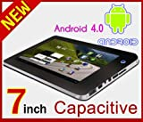 51g6ejMXcPL. SL160  7 Android 4.0 OS Allwinner A10 5 points Multi Capacitive Touchscreen Pocket Tablet Google Wifi 3G Internet, Support HDMI Flash 11.1 with 4GB built in Capacity (Black color)