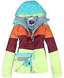 APTRO Women's High Windproof Technology Colorfull Printed Ski Sportswear