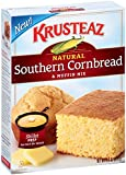 Krusteaz Southern Cornbread and Muffin Mix, 11.5-Ounce Boxes (Pack of 12)
