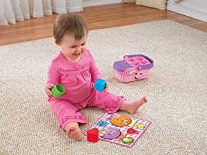 Fisherprice Infant Laugh And Learn Sweet Sounds Picnic For 6 - 36 Months (multicoloured)