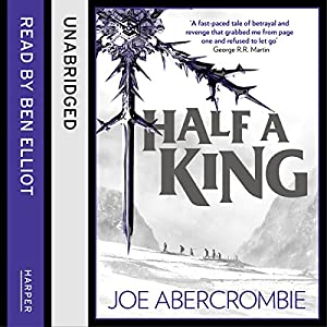 Half a King: Shattered Sea, Book 1 | [Joe Abercrombie]