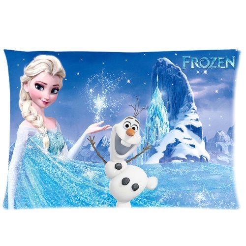 Disney Frozen Custom Home Bedding Pillow Cases
