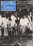 img - for Civil War Times February 1962 (Palmetto Battery cover - VMI Feature) (Last Issue) (Volume III, No. 10) book / textbook / text book