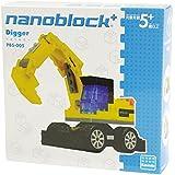 ナノブロックプラス ショベルカー PBS-005