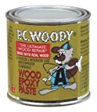 Pc Woody Epoxy Paste (WOODY 12 OZ)
