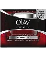 Olay Regenerist 3 Point Super Age-Defying Moisturiser 50 ml