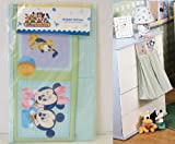 Disney Babies Mickey Diaper Stacker