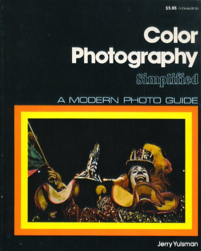 Colour Photography Simplified (Modern Photo Guides)