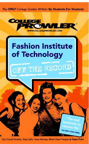 Fashion Institute of Technology (FIT): Off the Record - College Prowler