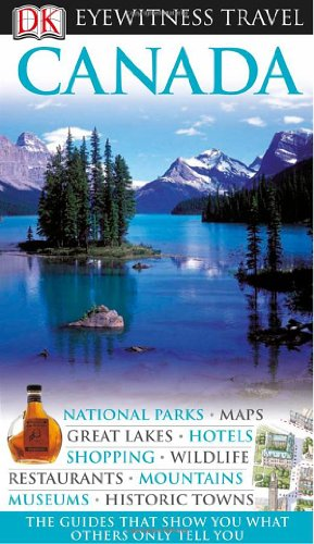 DK Eyewitness Travel Guide to Canada