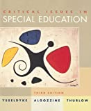 img - for Critical Issues in Special Education book / textbook / text book