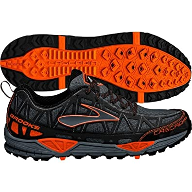 Brooks Mens Cascadia 8 Trail Running Shoes by Brooks