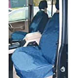 Town and Country Landrover Discovery TD5 Front Seat Covers in Grey