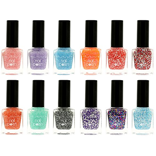 VERNIS A ONGLES, VERNIS A ONGLES PAILLETE, VERNIS A ONGLES PLUME, LOT DE VERNIS A ONGLES, COFFRET DE VERNIS A ONGLES, VERNIS A ONGLES YESENSY