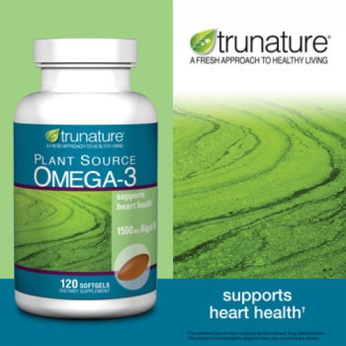 Omega 3 From Algae Supplements
