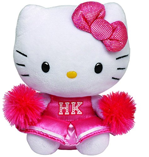 Ty-Beanie-Babies-Hello-Kitty-Plush-Cheerleader-Medium