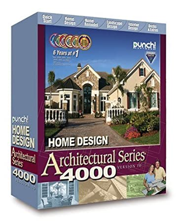 Punch! Home Design Architectural Series 4000 v10