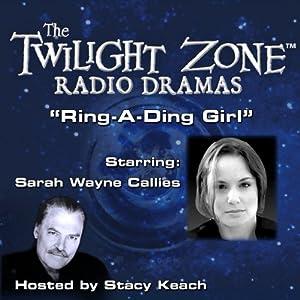 Ring-a-Ding Girl Radio/TV Program