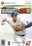 Major League Baseball 2K10(輸入版:北米・アジア) (商品イメージ)