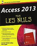 echange, troc Laurie ULRICH FULLER - Access 2013 pour les Nuls