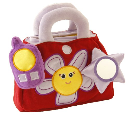 Giggle Toys Bluebonnet Purse, Western Red