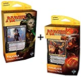 Magic the Gathering (MTG): BOTH Rivals of Ixalan Planeswalker Deck's