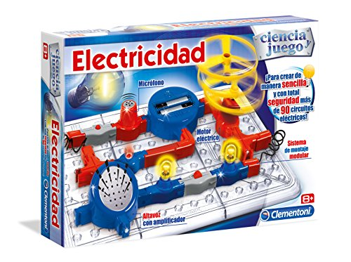 Clementoni - Electricidad (55138.5)