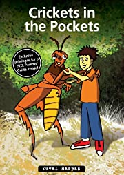Children's book: Crickets in the Pockets (Parents Library Collection, Early reading, Emotions and feelings for children, Bed time stories, Friendship books)