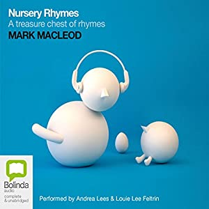Nursery Rhymes Audiobook