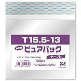 Nピュアパックテープ付 T15.5-13 100枚入 CD縦サイズ