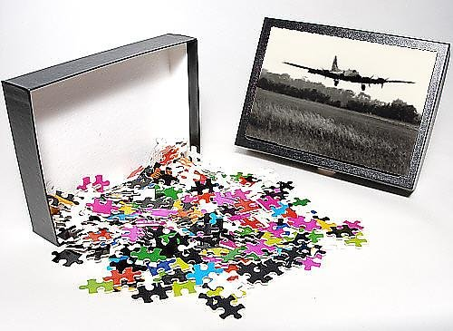 Photo Jigsaw Puzzle of Boeing B-17G Flying Fortress, /G-BEDF, Sally B,