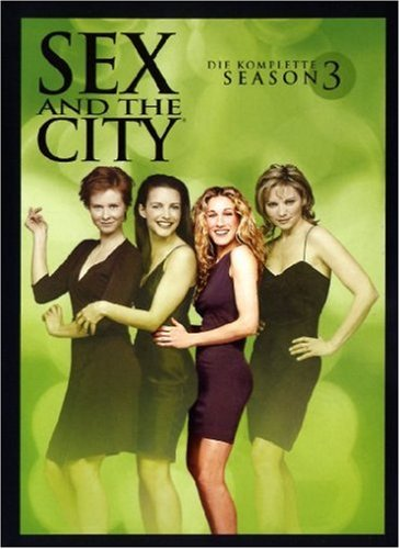 Sex and the City: Season 3 [3 DVDs]