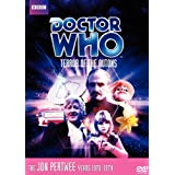 Doctor Who: Terror of the Autons (Story 55) ~ Jon Pertwee