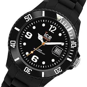 アイスウォッチ フォーエバー クオーツ レディース 腕時計 SI.BK.S.S.09 ブラック [並行輸入品]