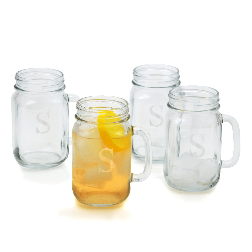 Old Fashioned Drinking Jars Set of 4 concepts