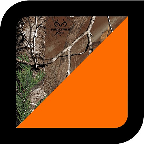 iPhone 5S Case- OtterBox Defender Case for iPhone 5 5S- Realtree Camo Xtra Orange Frustration-Free PackagingWorks with TouchID