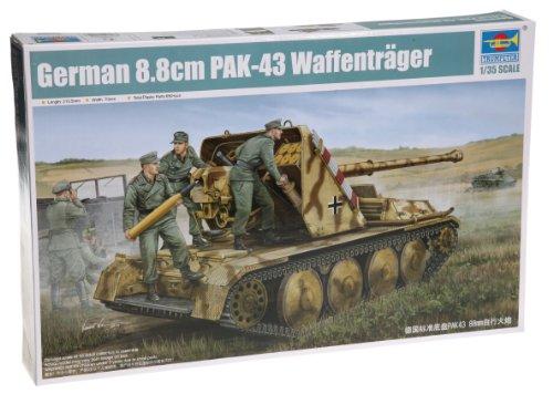 1/35 ヴァッフェントレーガー 88mm ゲイ・ボルグ 05550