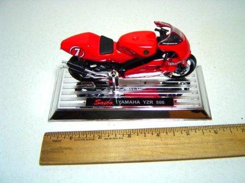 Yamaha Motorcycle YZR 500 Scale 1:18