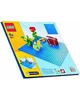 Lego - 620 - Jeu de Construction - Bricks & More Lego - Plaque de Base - Bleue