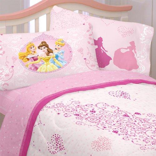 disney princess full size sheet set