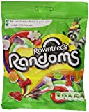 Rowntrees Randoms 160 g (Pack of 6)