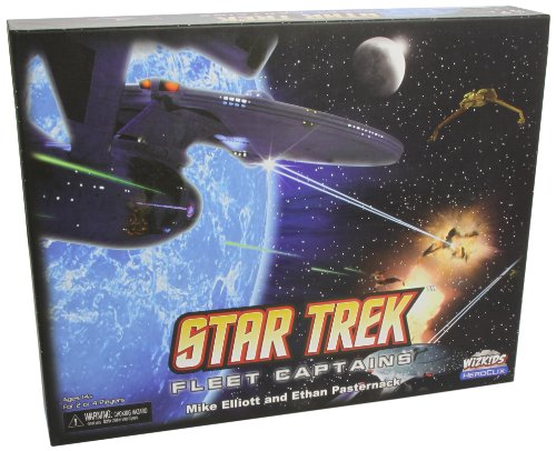 Gift Idea: Star Trek Fleet Captains