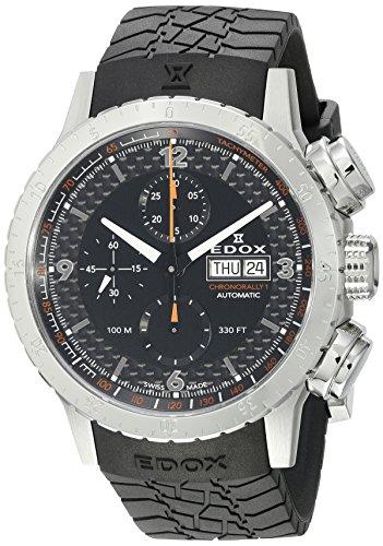 Edox Chronorally1 montre homme automatique chronographe 01118 3 NO