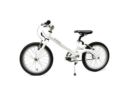 De Like to Bike Vélo pour enfant de Kokua Blanc avec V-brake