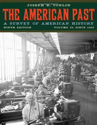 his204 american history since 1865 Examines the history of american politics, economics, and society from the civil war to the present use of secondary accounts and primary documents such as court cases, letters and diaries.