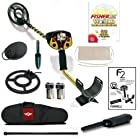 Fisher F2 Extreme Package with 3 Coils Plus Detector Carry Bag + More