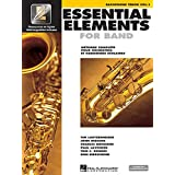Essential Elements for Band avec EEi: Vol. 1 - Saxophone Tenor