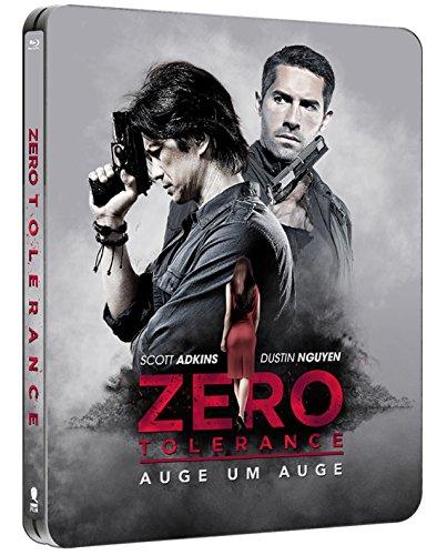 Zero Tolerance - Auge um Auge (Steelbook Edition) [Blu-ray]