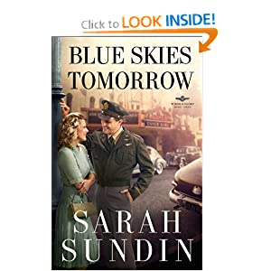 Blue Skies Tomorrow: A Novel (Wings of Glory)